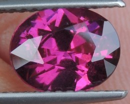1.95cts Master Cut,  Color Shift Garnet,  Clean,  Untreated