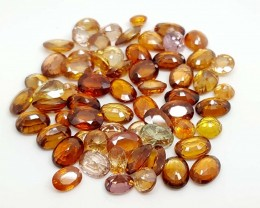 63 Ct Imperial Natural Zircon Gemstone Parcel Lot IGCZPR02