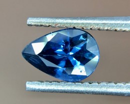 0.50 Crt GIL Certified Untreated Sapphire  Faceted Gemstone (927)