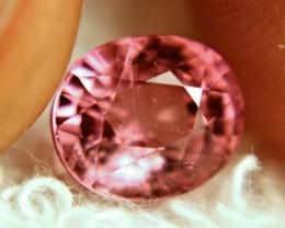 2.42 Carat SI Pink African Tourmaline