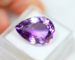 Lot 12 ~ 16.45Ct Natural VS Clarity Violet Color Amethyst