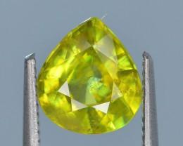 Top Color 3.25 ct Natural Sphene SKU.4