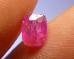 1.16cts Natural Pigeon Blood Burmese Ruby , Untreated Gemstone