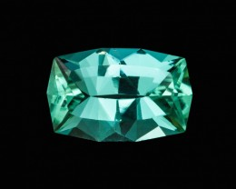 2.67 ct Cuprian Tourmaline - Master Cut!  Flawless!