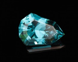 0.92 CT NEON TOURMALINE!  MASTER CUT!