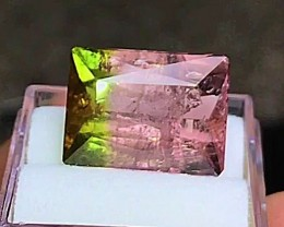 10.50 cts WATERMELON TOURMALINE - JEWELRY GRADE - SHOWSTOPPER