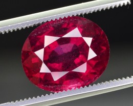 5.85 CT GORGEOUS COLOR RHODOLITE GARNET