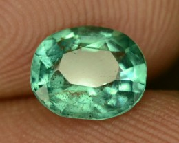 Rare Clarity ~ Grandidierite ~ Collectors Gem