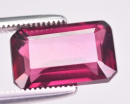 4.15 Ct Amazing Color Natural Rhodolite Garnet