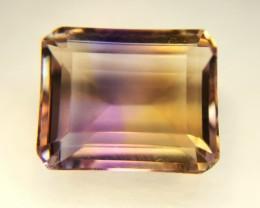 7.70 Crt Natural Ametrine Faceted Gemstone (928)