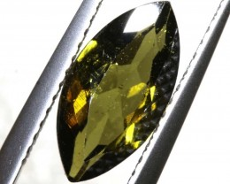 1.90 CTS TOURMALINE FACETED STONE TBG- 2763