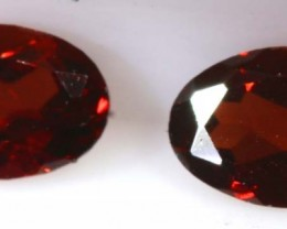 1.1 CTS GARNET FACETED NATURAL STONE TBG-2770