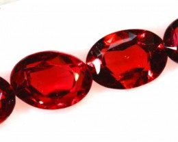 3.90 CTS CERTIFIED SPESSARTITE GARNET FACETED GEMSTONE PG-2482