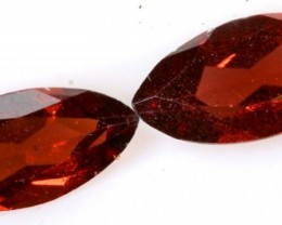 2.2 CT GARNET FACETED STONE PG-2404