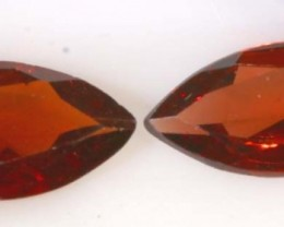 1.9 CTS GARNET FACETED STONE PG-2405
