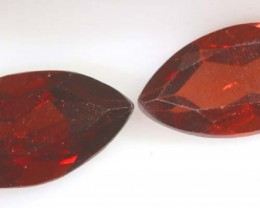 2.85 CTS GARNET FACETED NATURAL STONE TBG- 2796