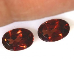 1.15 CTS GARNET FACETED NATURAL STONE TBG-2798