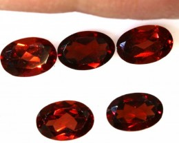 2.9 CTS GARNET FACETED NATURAL STONE TBG-2808
