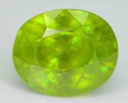 Wonderful Color 4.12 ct Mint Green Sphene SKU.5