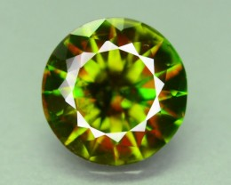 Mind Blowing Fire 3.75 ct Chrome Sphene SKU.11