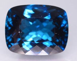 Top Color 18.32 ct Natural  London Topaz SKU.1