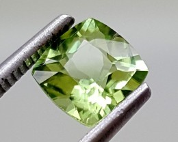 1.15 Cts PERIDOT OF PAKISTAN  GEMSTONE JI 164