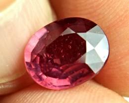 4.16 Carat Fiery Ruby - Gorgeous