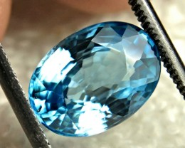 4.97 Carat VVS/VS Southeast Asian Zircon - Superb
