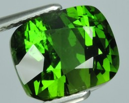 5.15 CTS SPARKLING NATURAL TOP GREEN TOURMALINE MOZAMBIQUE GEM