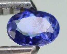 Gil Certified Rare Benitoite Lush Blue San Benito California SKU-1