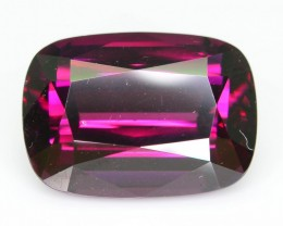 Rare 5.84 ct Grape Garnet one of a Kind Fire SKU.1