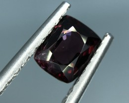 1.24 CT NATURAL RED SPINEL HIGH QUALITY GEMSTONE S1