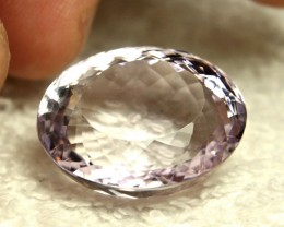 43.45 Carat VVS Brazil Light Amethyst - Gorgeous