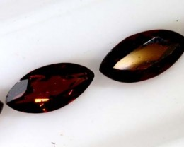 5.20 CTS GARNET FACETED STONE PG - 2421