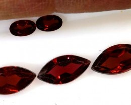 4.90 CTS GARNET FACETED STONE PG-2410