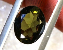 1.60 CTS TOURMALINE FACETED STONE TBG-2817