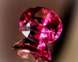 2.35 GORGEOUS HOT RASPBERRY RHODOLITE GARNET