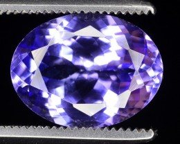 3.190 ct VVS  TANZANITE ~ JEWELLERY