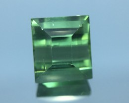 1.22 Cts Untreated Tourmaline Awesome Color ~ Afghanistan Kj61