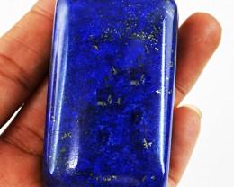 Genuine 581.00 Cts Blue Lapis Lazulli Cab