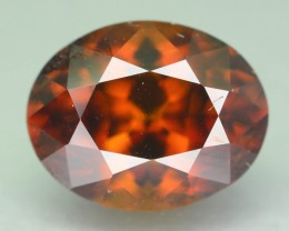 AAA Fire 4.31 ct Natural Sphene SKU.12