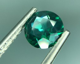 1.35 CT NATURAL GREEN TOPAZ HIGH QUALITY GEMSTONE S2