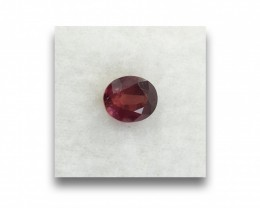 Natural Reddish Orange Sapphire |Loose Gemstone| Sri Lanka - New