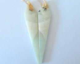 23.5ct Natural Amazonite Earrings For Women(17122907)