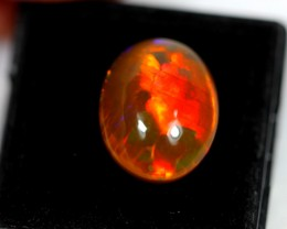 Lot 19 ~ 7.51ct BRIGHT 5/5 Untreated Ethiopian Welo Polished Opal