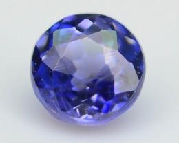 Gil Cert Rare Benitoite Lush Blue San Benito California SKU-1