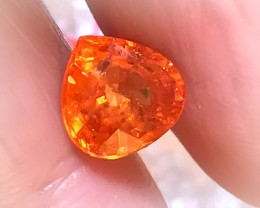 2.95ct FABULOUS FANTA ORANGE SPESSARTITE GARNET