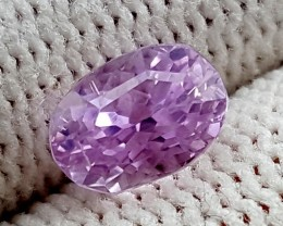 1.45 CT PINK KUNZITE BEST QUALITY GEMSTONE IGC98
