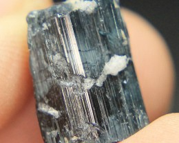 Wow Amazing Blue Cat's Eye Tourmaline Crystal From Pakistan