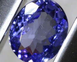 0.35 CTS BLUE TANZANITE FACETED TBG-2849